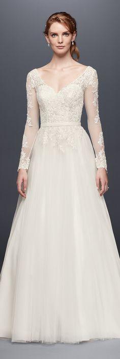 a fe6907e5b602e82ddbf159f5f4 davids bridal bridal style