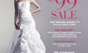 30 Luxury Davids Bridal Sale Dates 2017
