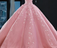 Discount Ball Gowns New Buy Princess Pink Ball Gown F the Shoulder Appliques Prom