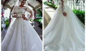 23 Elegant Discount Designer Wedding Dresses
