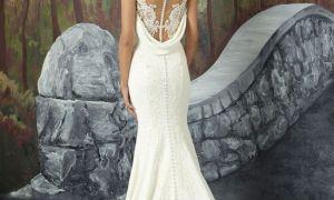 25 Inspirational Drape Wedding Dress