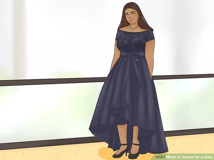 aid v4 728px Dress for a Gala Step 3 Version 4