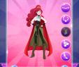 Dress Design App Elegant Super Hero Princess Dress Up the Frozen Power Game