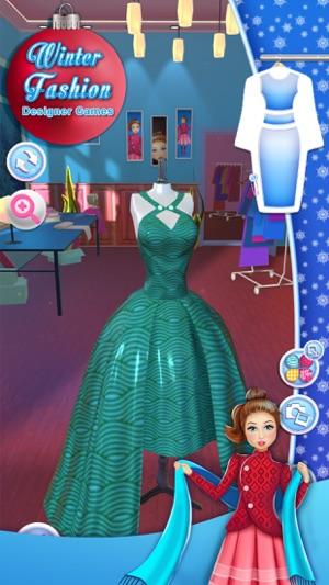 Dress Design App New Winter Designer Spiele Entwerfen Sie Kleidung Im App Store