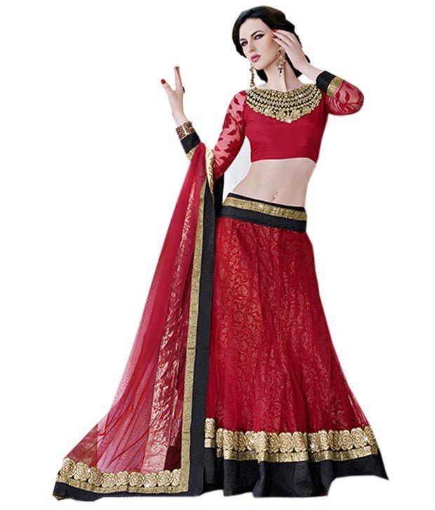Shoppingover Wedding Wear Designer Lehenga SDL 1 a2821
