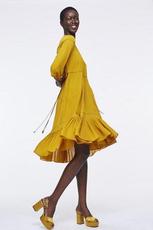 gelb kleider dorothee schumacher 199 237 2 5