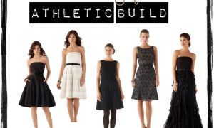 24 Lovely Dresses for athletic Build