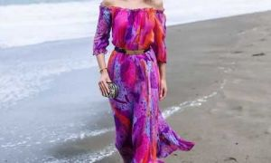 25 Fresh Dresses for Beach Wedding Guest