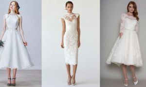 30 Unique Dresses for Civil Weddings