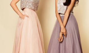 28 Luxury Dresses for Teenage Wedding Guests