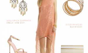 30 New Dresses for Wedding Reception Guests