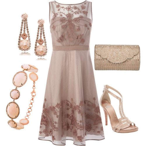 Dresses to Wear to A Wedding In September Fresh Neutral Sparkle Stylin