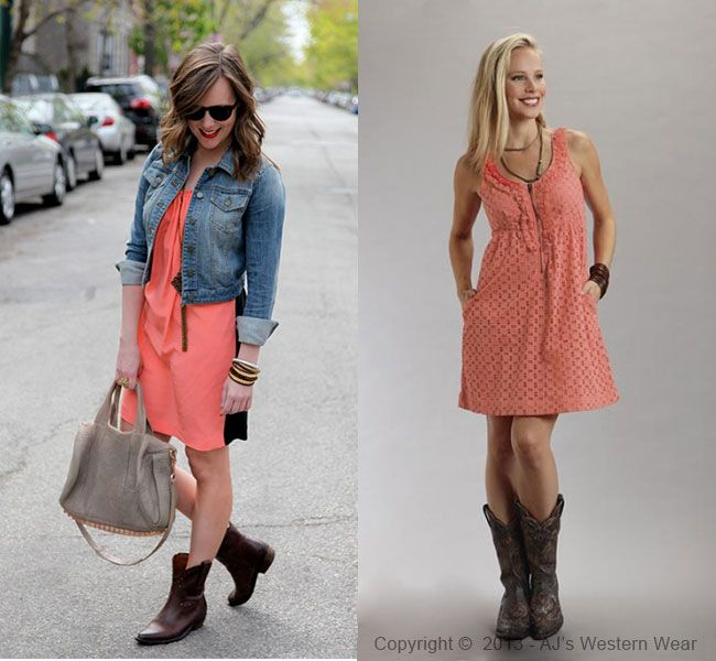 Dresses to Wear with Cowboy Boots to A Wedding Fresh Pin On Cowboy Boots with Dresses Skirts