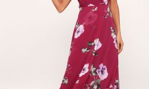 21 Awesome Dressy Maxi Dresses for Wedding