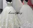 Dubai Wedding Dresses Luxury Wedding Dresses for Nigerian Bride 2019 Vintage Church A