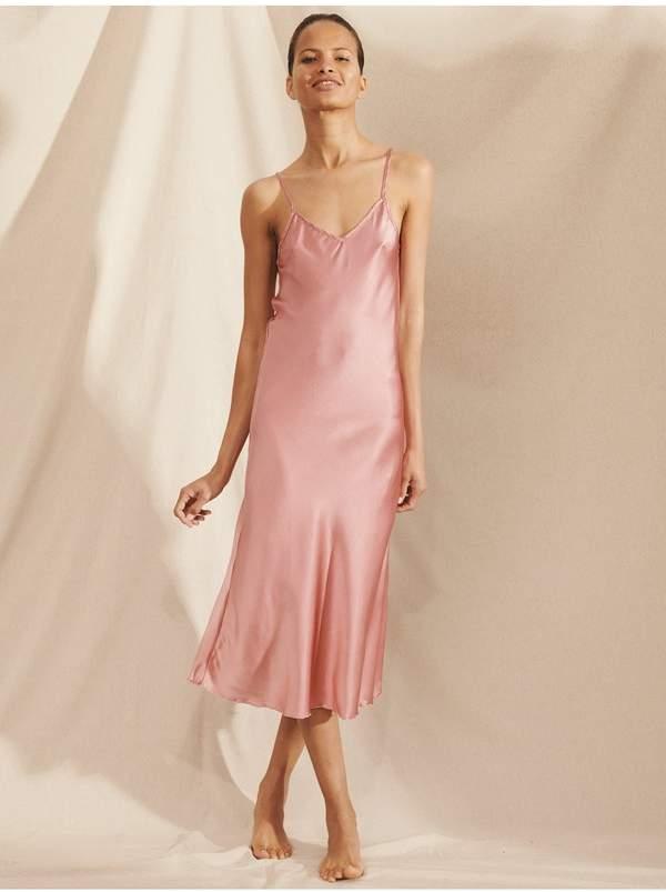 Cloe Cassandro Sara Dress Dusty Pink