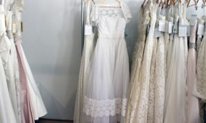 30 Unique Eco Friendly Wedding Dresses