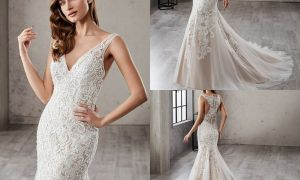 30 Fresh Eddy K Wedding Dresses