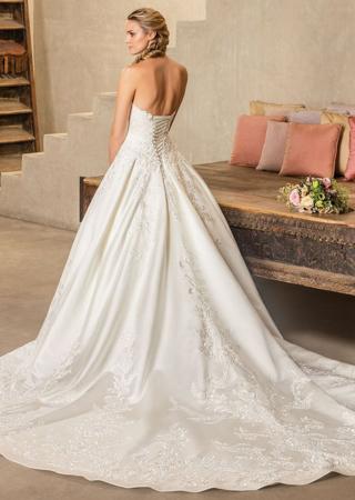 Casablanca 2303 Back Designer Wedding Dresses I Do I Do Bridal Studio New York New Jersey