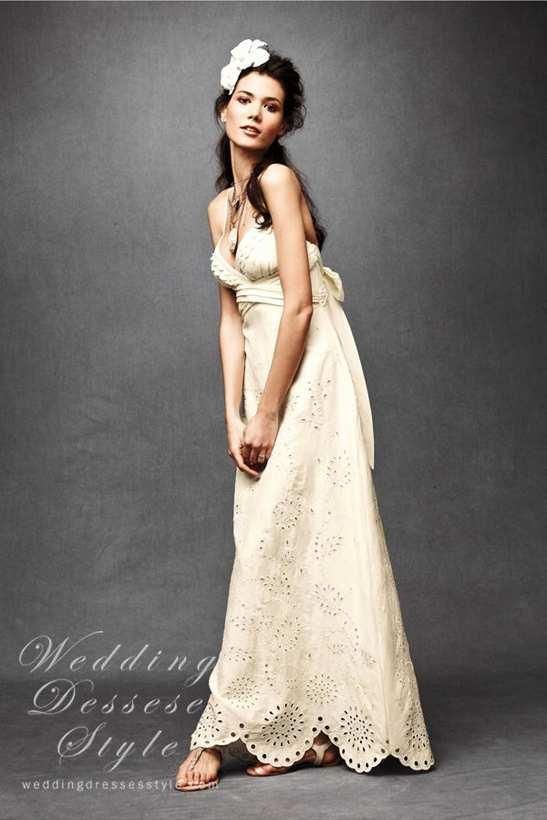 country lace wedding dress elegant pin od tracy uptin na wedding around beach informal wedding dress