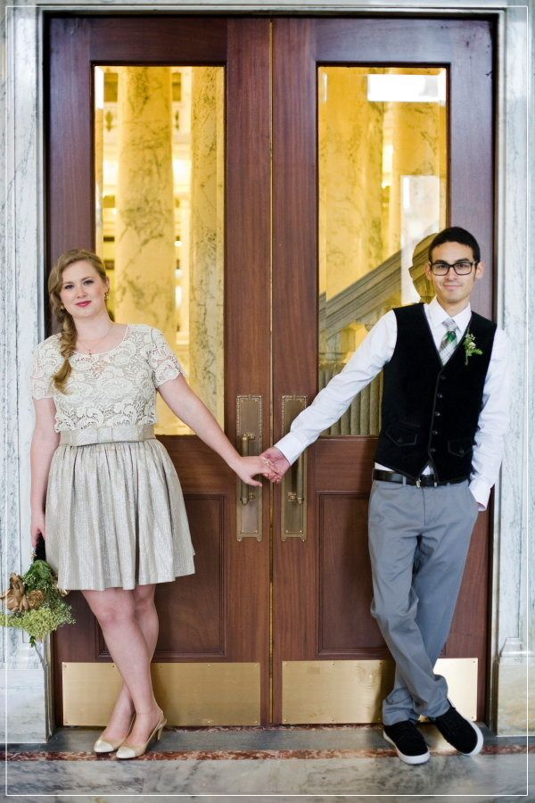 Elopement Wedding Dress Elegant Wedding Outfit for the Casual Bride
