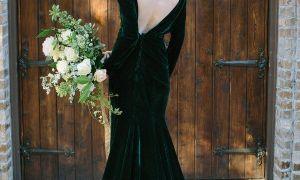 20 Lovely Emerald Green Wedding Dresses