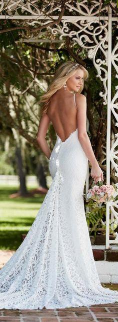 9e4712f40fa2a2b2aa88daae0b013ac8 fashion wedding dress backless wedding dresses