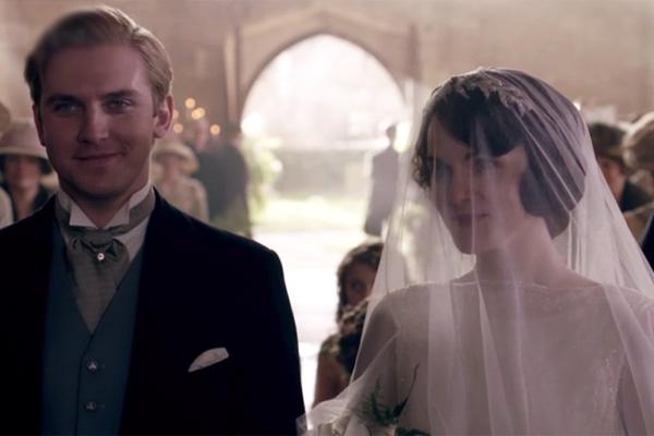 downton abbey season premiere wedding recap