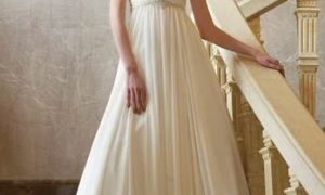 21 Awesome Empire Waist Wedding Gown