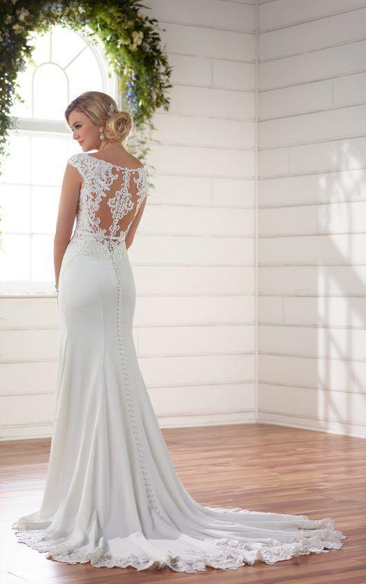 Essense Wedding Dress Lovely Essense Of Australia Wedding Dress D2238