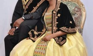 27 Lovely Ethiopian Traditional Wedding Dresses