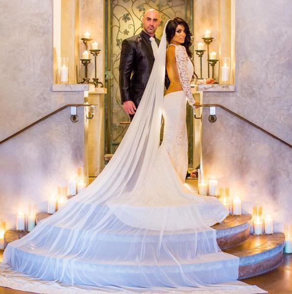 Eva Marie Wedding Dresses Elegant Michael Costello Shopcostello On Pinterest