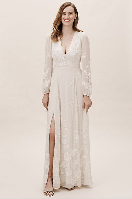 Fall Dresses to Wear to A Wedding Beautiful Spring Wedding Dresses & Trends for 2020 Bhldn