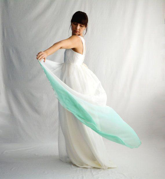dip dye wedding dress green ombre wedding dress lovely media cache ec4 pinimg originals 0d lovely