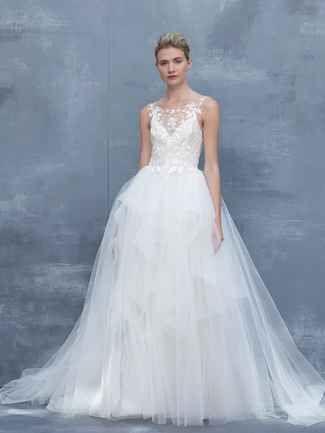Fall Wedding Dresses Beautiful Amsale Fall 2018 High Drama Wedding Dresses with Sculptural