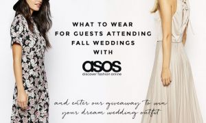 29 Inspirational Fall Wedding Dresses for Guests