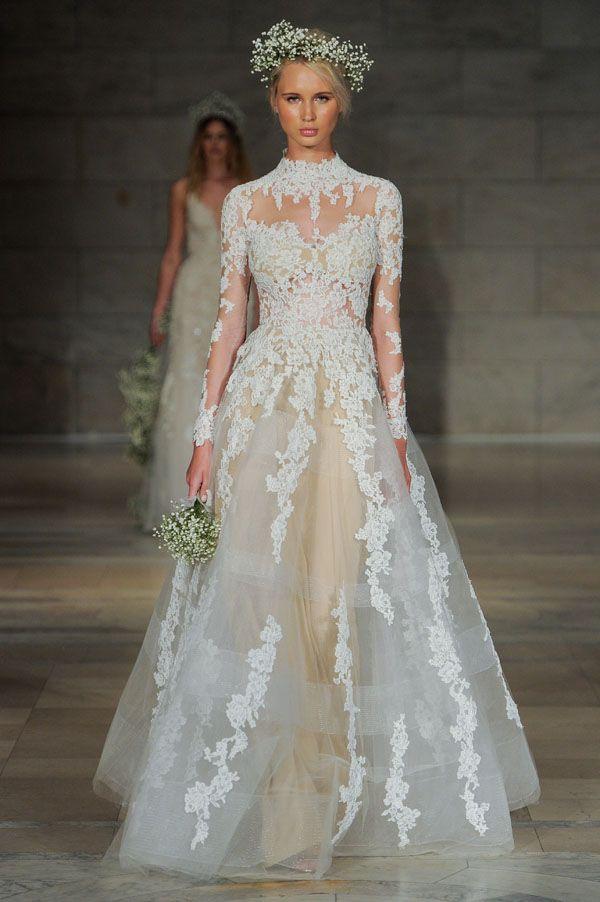 fall wedding gowns fresh first look reem acra fall 2018 wedding dress collection