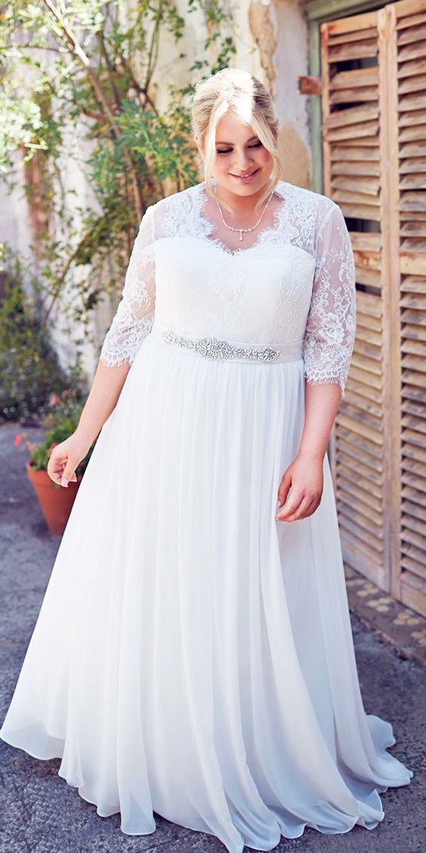 Fall Wedding Dresses Plus Size Inspirational 33 Plus Size Wedding Dresses A Jaw Dropping Guide