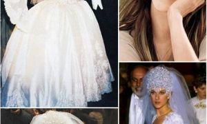 26 New Famous Wedding Dresses