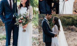 28 New Farm Wedding Dresses