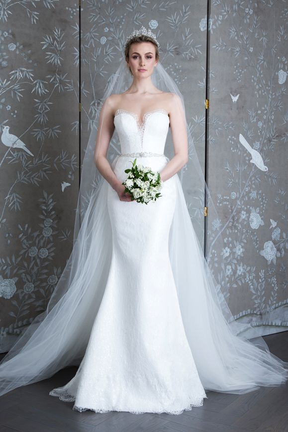Fit and Flare Wedding Dress Awesome La S Od Lineage Legends Romona Keveza Style L9134 L9134skt