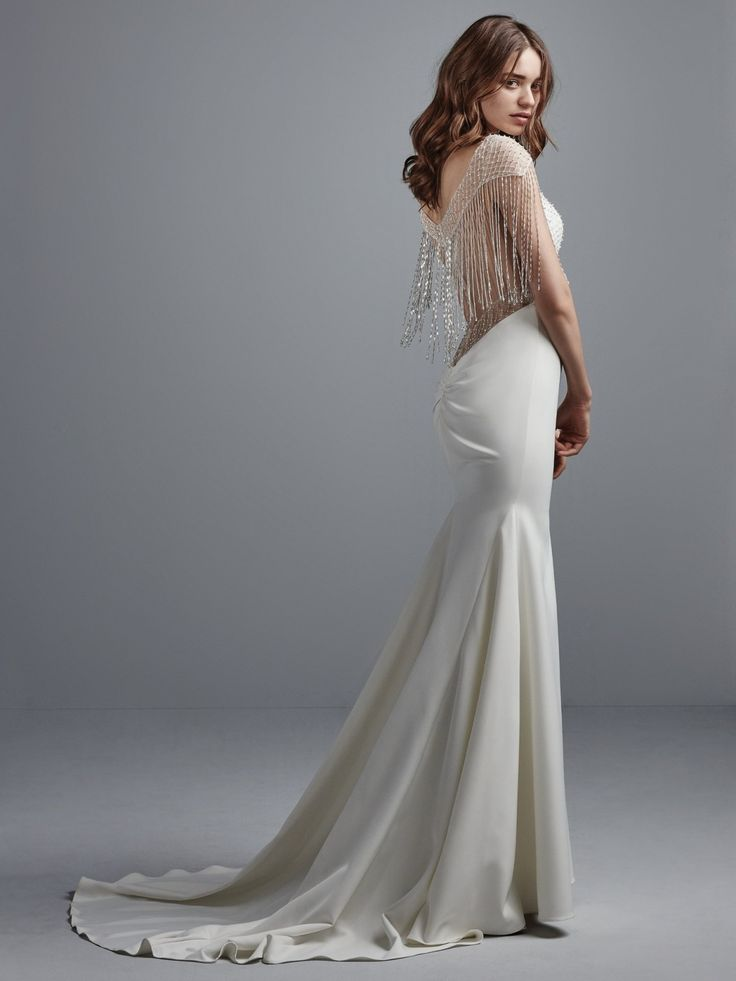 Fit and Flare Wedding Dress Elegant Liam by sottero and Midgley Wedding Dresses