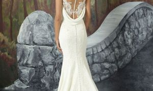 29 New Fit Flare Wedding Dress
