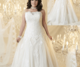 Flattering Wedding Dresses for Plus Size New Plus Size Bridal Collection Crush
