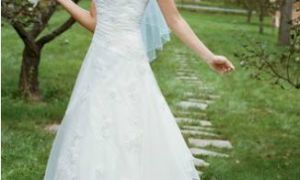 28 Inspirational Floral Embroidered Wedding Dress