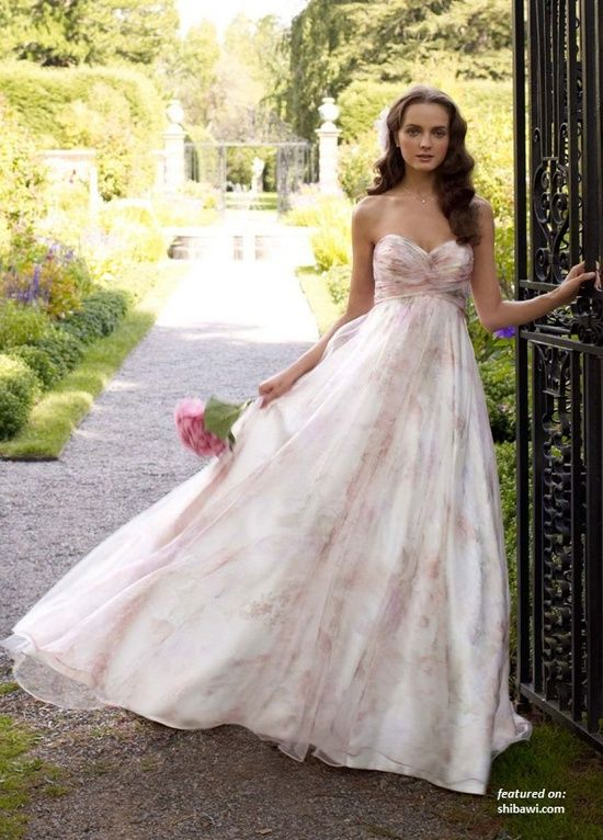 Floral Wedding Dresses Lovely 23 Non Traditional Wedding Dress Ideas for Ballsy Brides