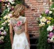 Floral Wedding Gown Awesome Flower Power 18 Stunning Wedding Dresses with Floral