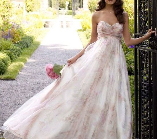 Floral Wedding Gown Unique 23 Non Traditional Wedding Dress Ideas for Ballsy Brides
