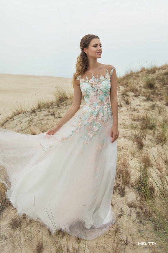 Flower Dresses for Wedding New Floral Wedding Dresses Flower Dresses Floral Bridesmaid