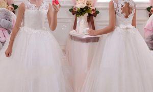 25 Inspirational Flower Girl Wedding Dresses